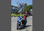 Borneo Ride motorbike at Swordfish roundabout, Kota Kinabalu